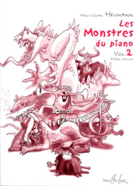 Les Monstres Du Piano - Volume 2
