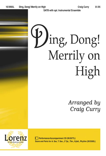 Ding, Dong! Merrily on High
