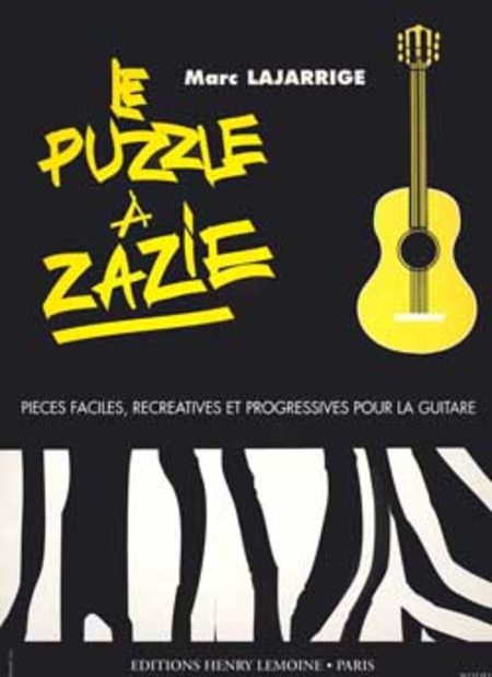 Puzzle A Zazie