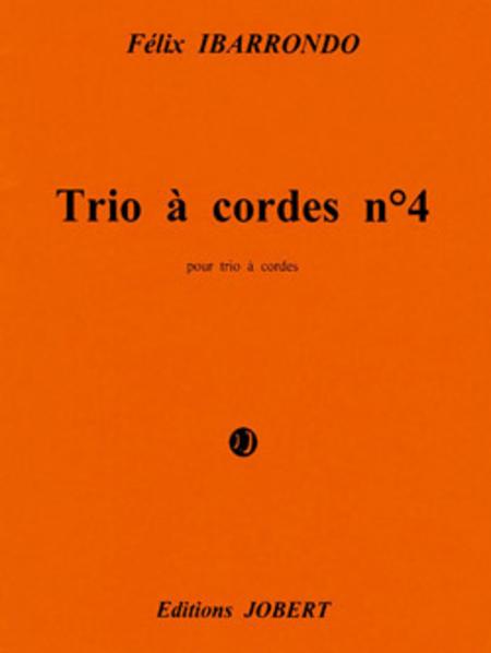 Trio A Cordes No. 4 - Ametzlur