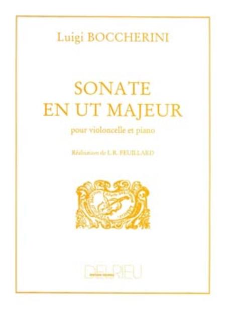 Sonate en Ut maj.