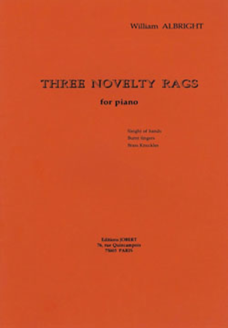 Novelty Rags (3)