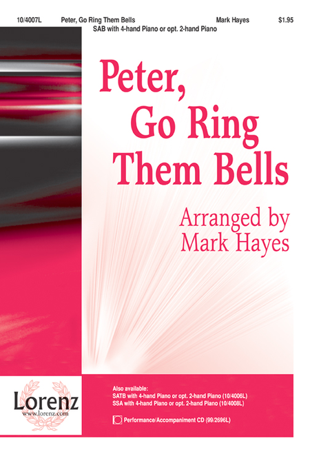 Peter, Go Ring Them Bells