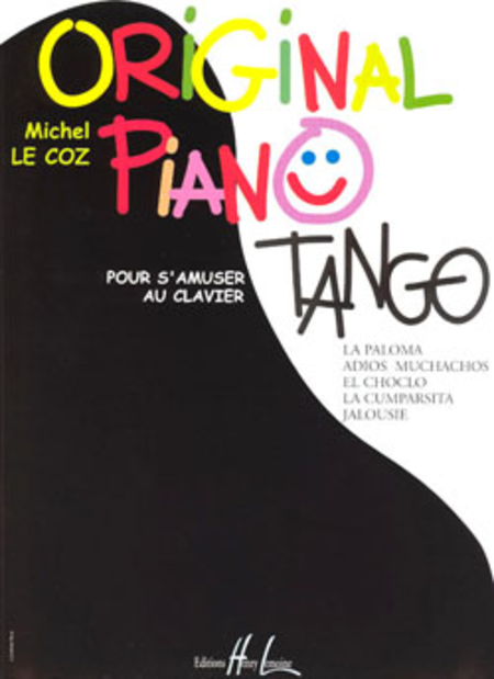 Original Piano Tango