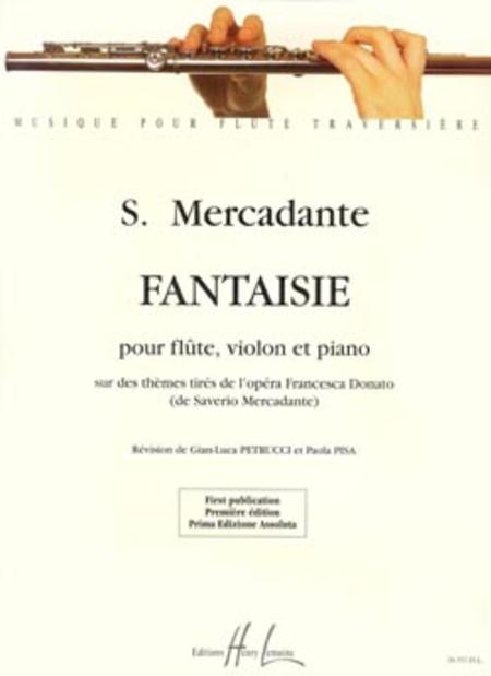 Fantaisie Sur Des Themes De L'Opera Francesca Donato