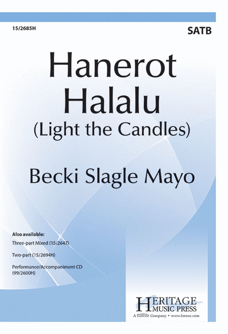 Hanerot Halalu (Light the Candles)