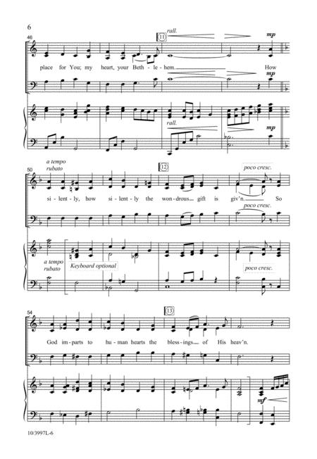 My Heart, Your Bethlehem