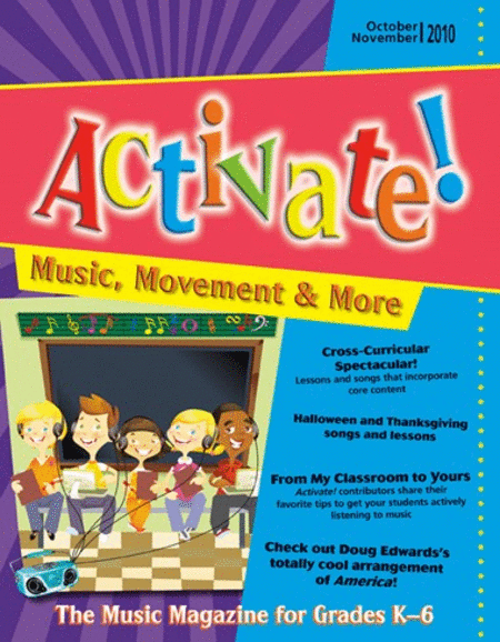 Activate! Oct/Nov 10