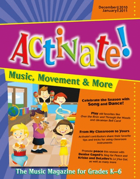 Activate! Dec 10/Jan 11