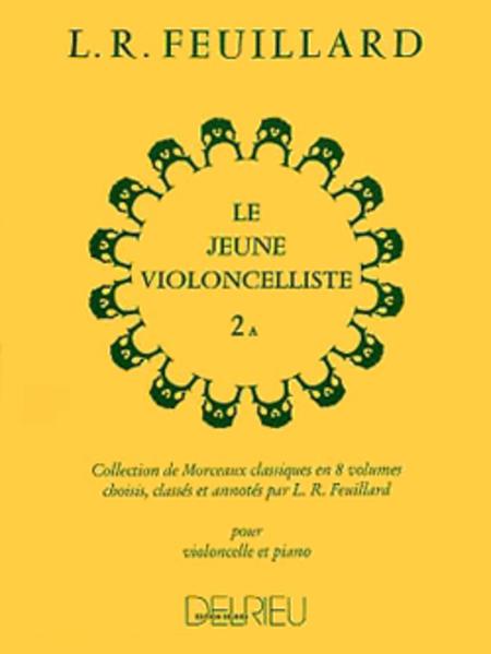 Le jeune violoncelliste Vol. 2A