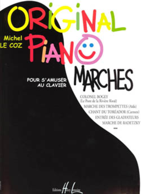 Original Piano Marches
