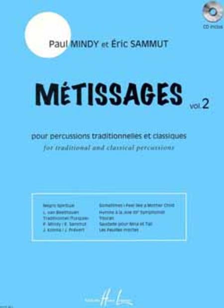 Metissages - Volume 2