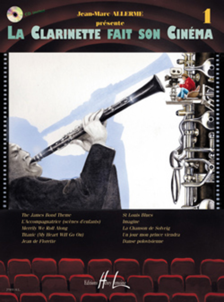 La Clarinette Fait Son Cinema - Volume 1