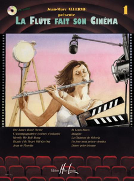 La Flute Fait Son Cinema - Volume 1