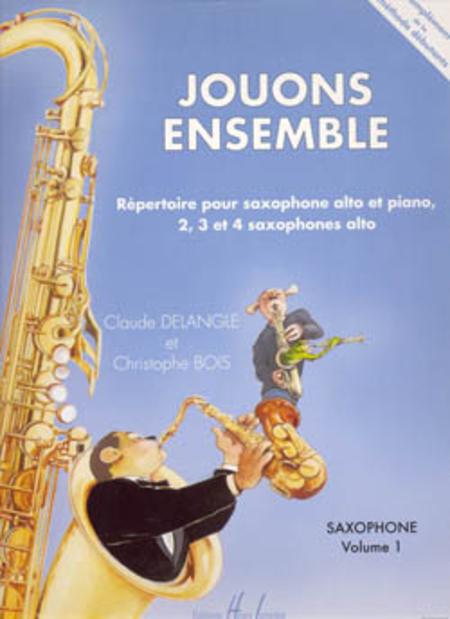 Jouons Ensemble - Volume 1
