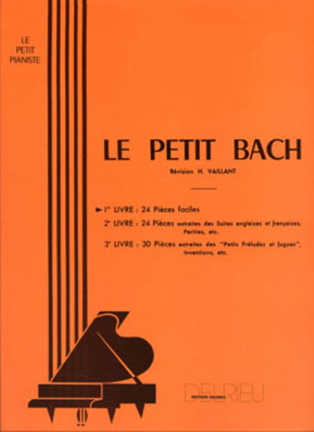 Le Petit Bach - Volume 1