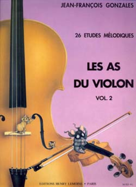 Les As Du Violon - Volume 2