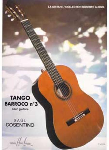 Tango Barroco No. 3
