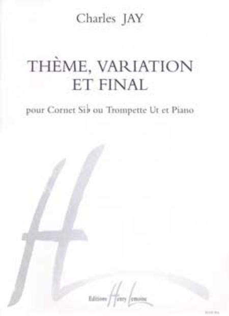Theme, Variation et Final