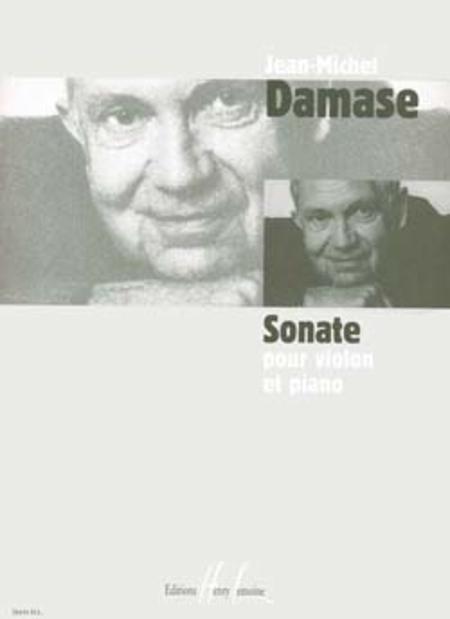 Sonate Pour Violon Et Piano No. 1