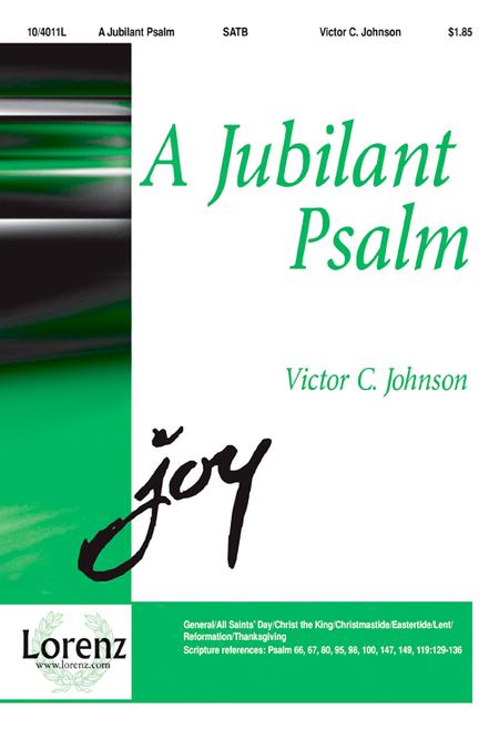 A Jubilant Psalm