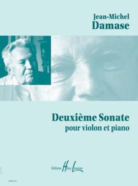 Sonate Pour Violon Et Piano No. 2