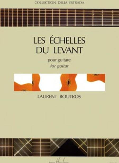 Echelles Du Levant