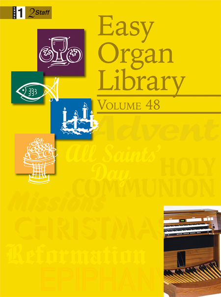 Easy Organ Library, Vol. 48