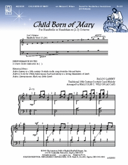 Child Born of Mary