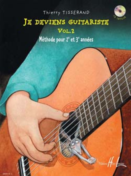 Je Deviens Guitariste - Volume 2