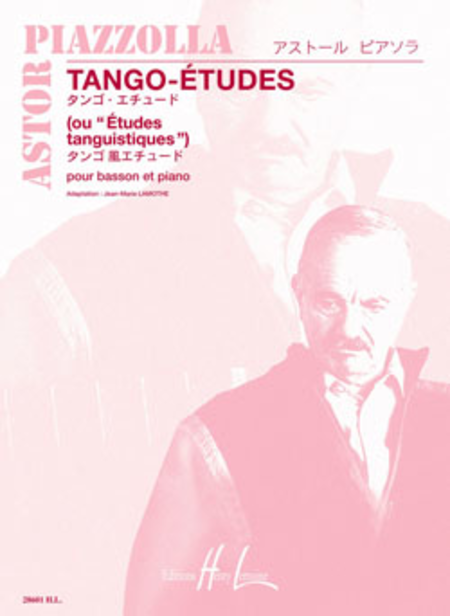 Tango - Etudes (6) ou Etudes tanguistiques