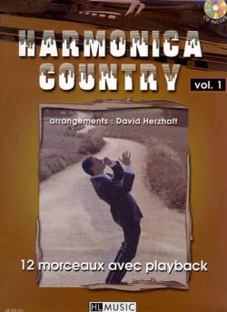 Harmonica Country - Volume 1