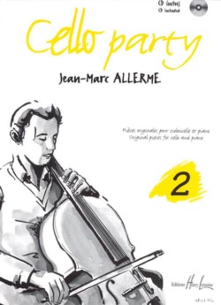 Cello Party - Volume 2