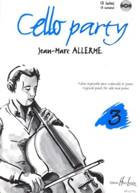 Cello Party - Volume 3
