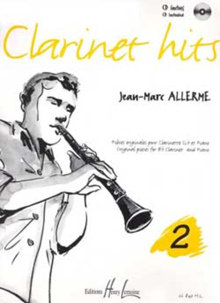 Clarinet Hits - Volume 2