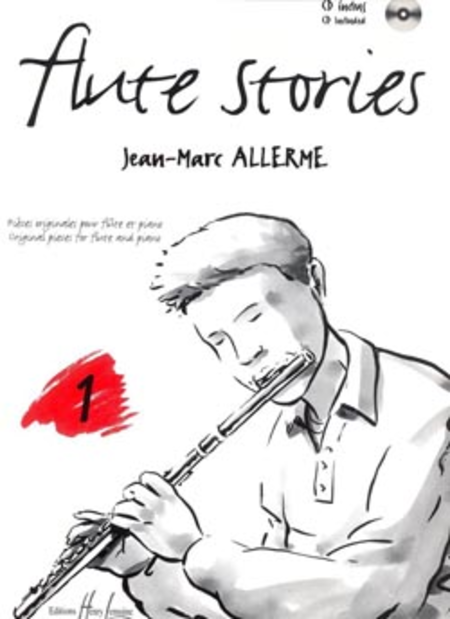 Flute Stories - Volume 1