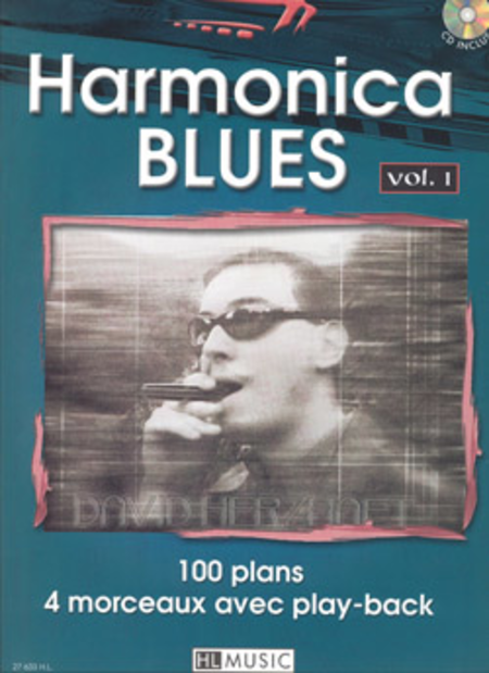 Harmonica Blues - Volume 1