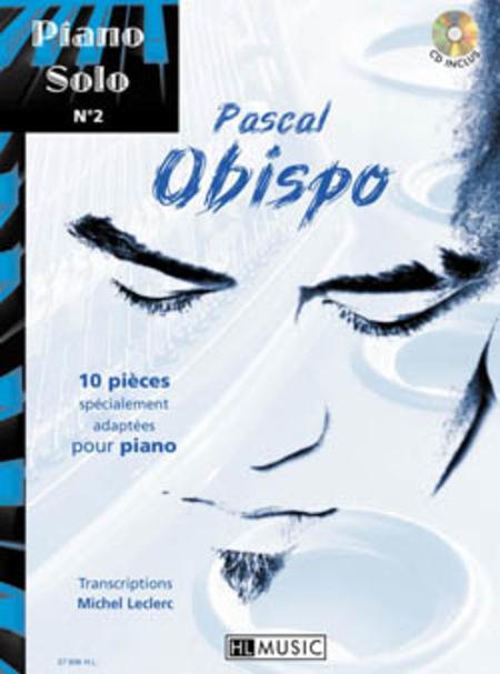 Piano Solo No. 2: Pascal Obispo