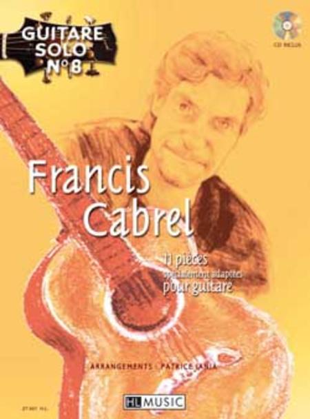 Guitare solo no. 8 : Francis Cabrel