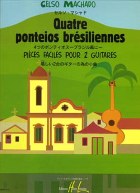 Ponteios bresiliennes (4)