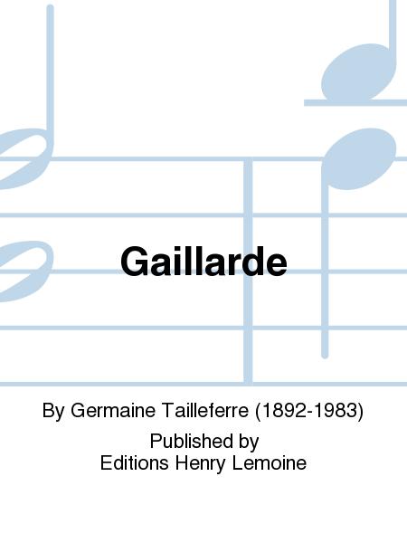 Gaillarde