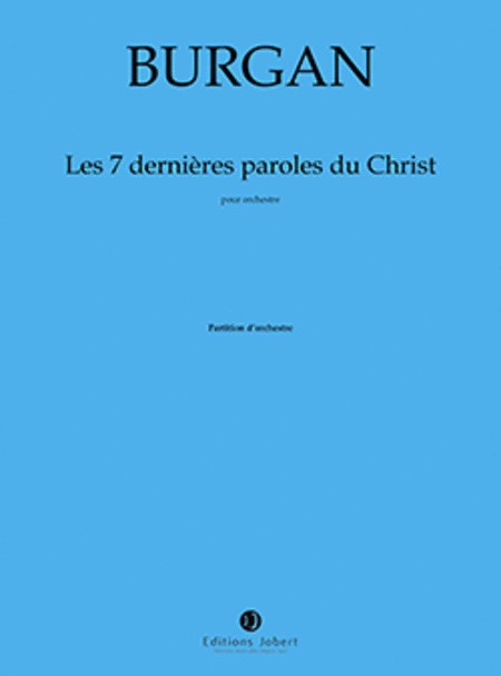 Les Sept Dernieres Paroles Du Christ