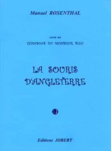 La Souris d'Angleterre (extr. Chansons du Monsieur Bleu)