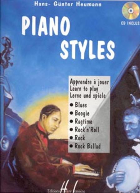 Piano Styles