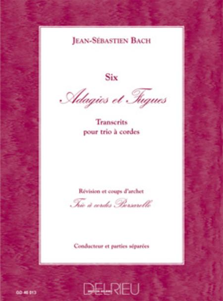 Adagios Et Fugues (6)