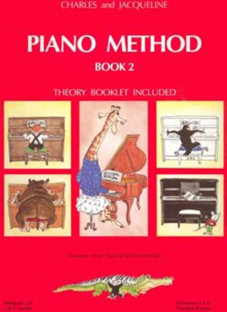 Piano Method Book 2