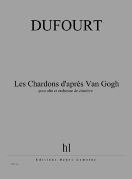 Les Chardons d'apres Van Gogh