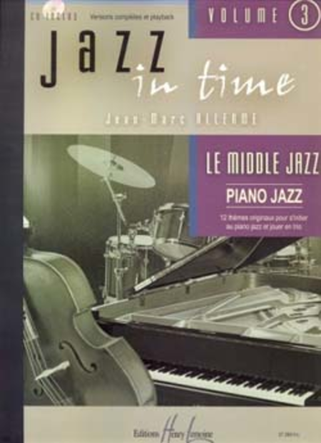 Jazz In Time - Volume 3
