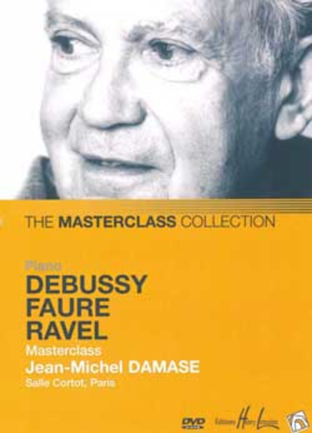 Masterclass Jean-Michel Damase - Debussy, Faure And Ravel (NTSC Version)