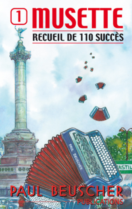 Succes Musette (110) - Volume 1
